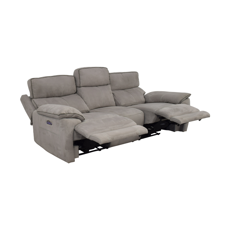 Power Reclining Sofa / Sofas