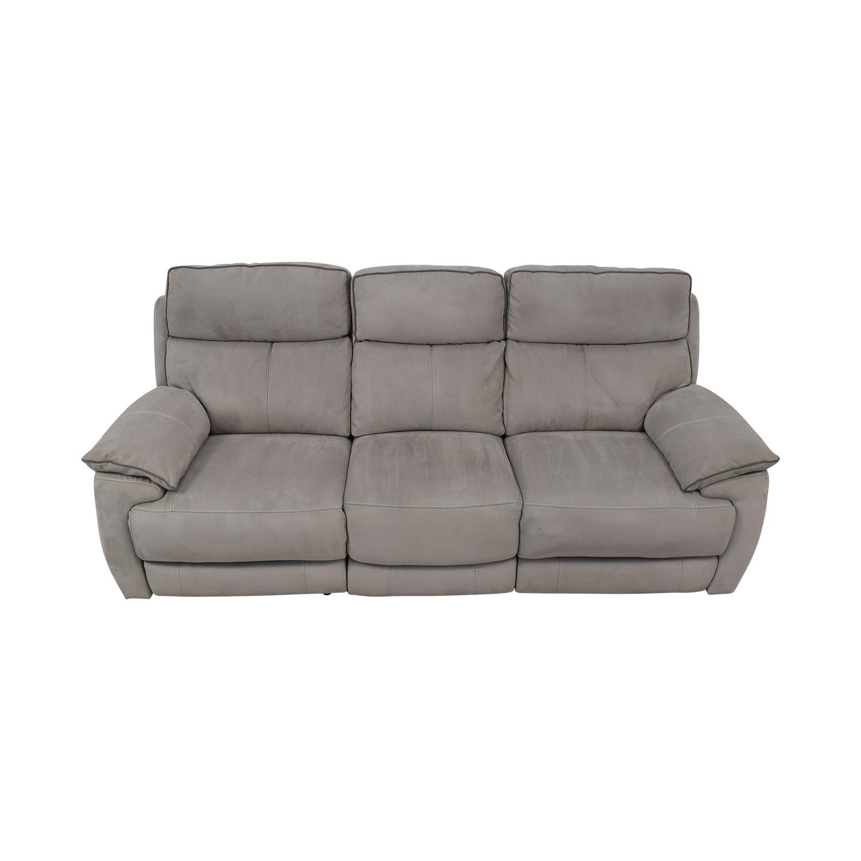 Power Reclining Sofa sale
