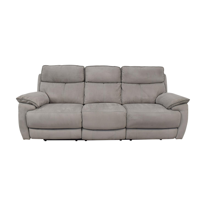 Power Reclining Sofa nj