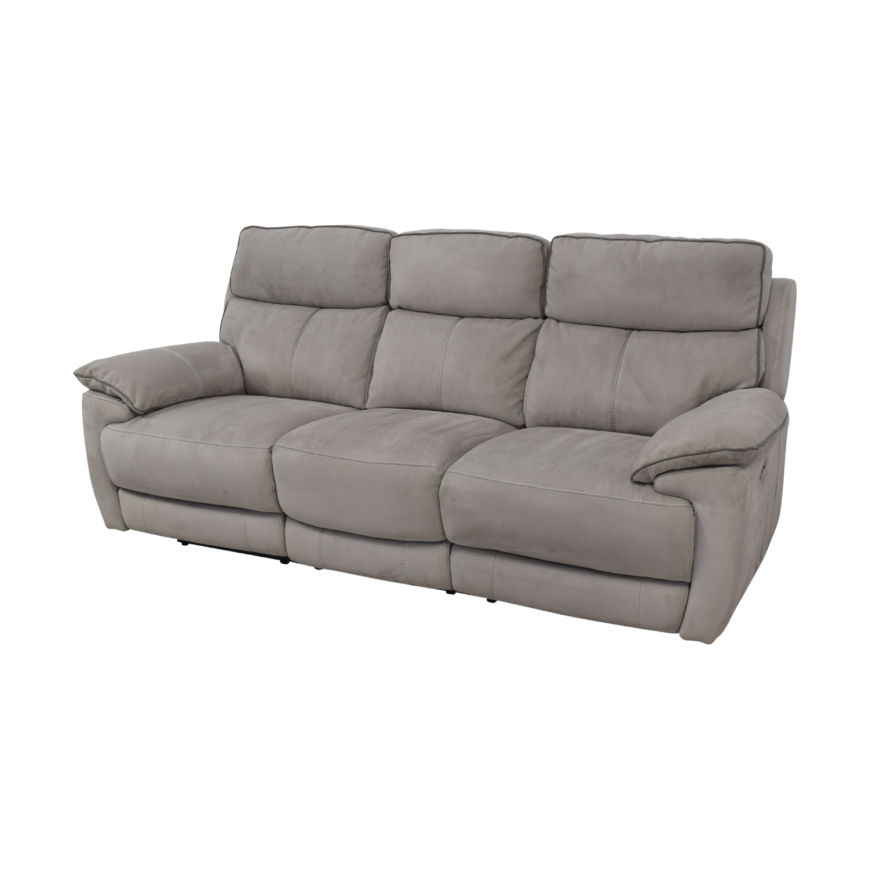 Power Reclining Sofa Classic Sofas
