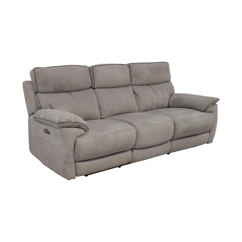 buy Power Reclining Sofa  Sofas