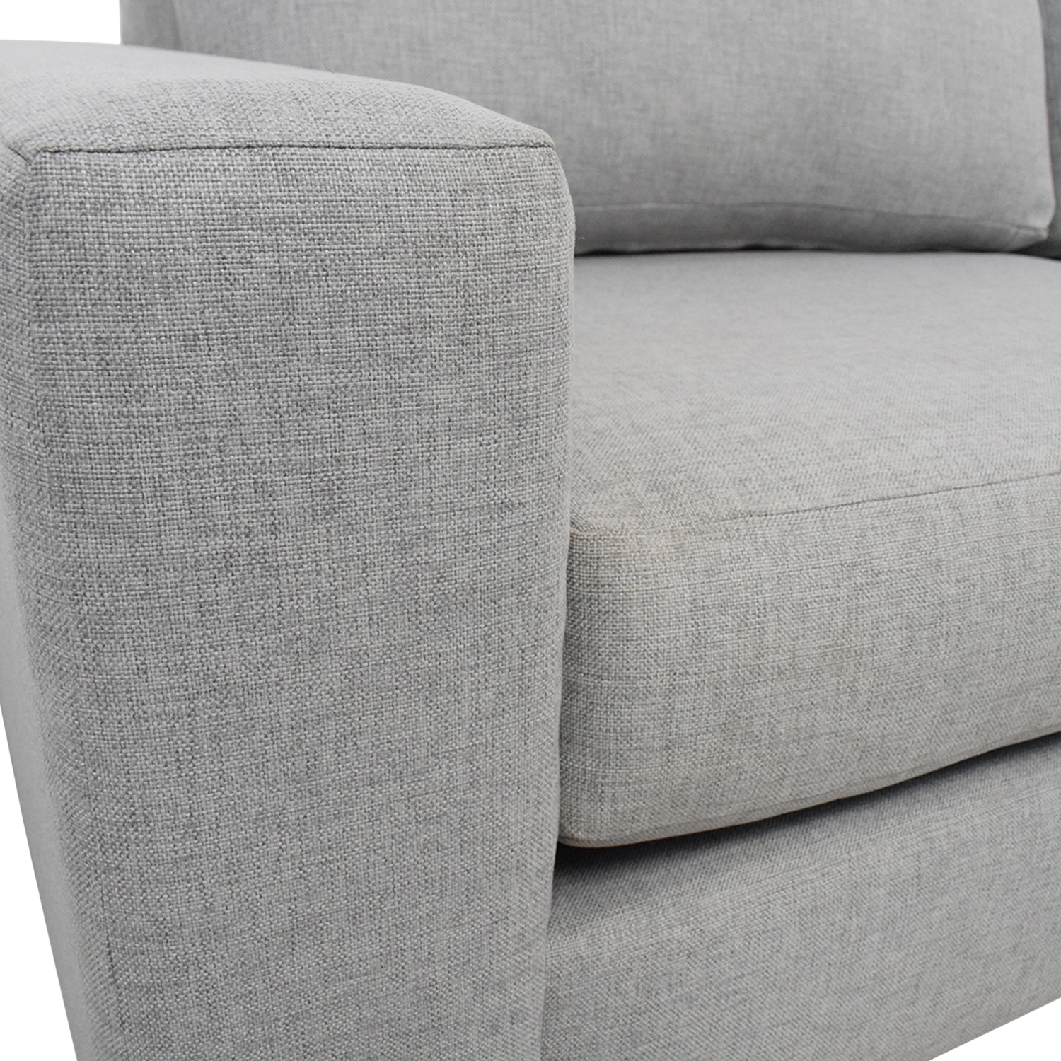 Peachy 65 Off West Elm West Elm Urban Chaise Sectional Sofa Sofas Gmtry Best Dining Table And Chair Ideas Images Gmtryco