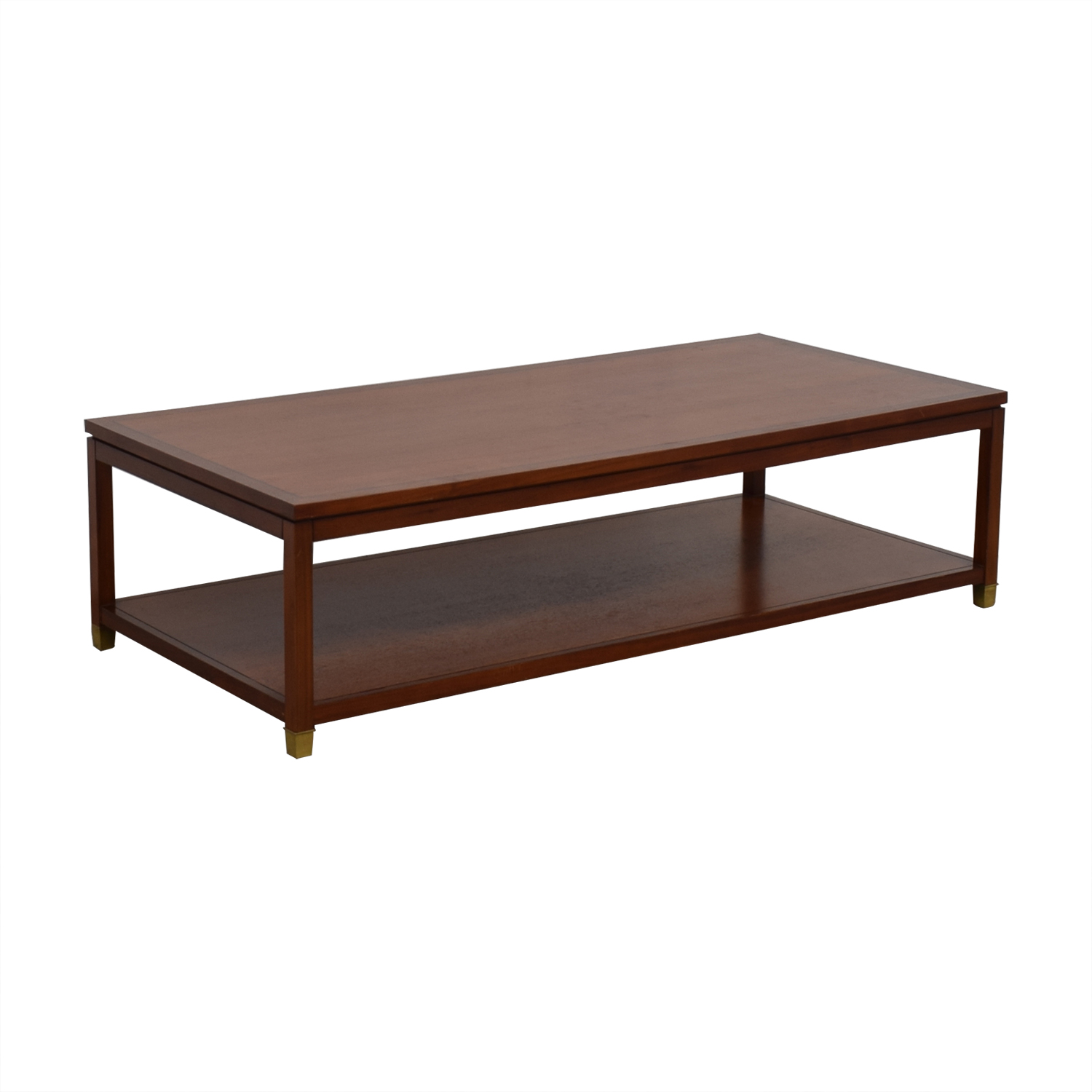 Mitchell Gold + Bob Williams Mitchell Gold + Bob Williams Rectangular Coffee Table on sale