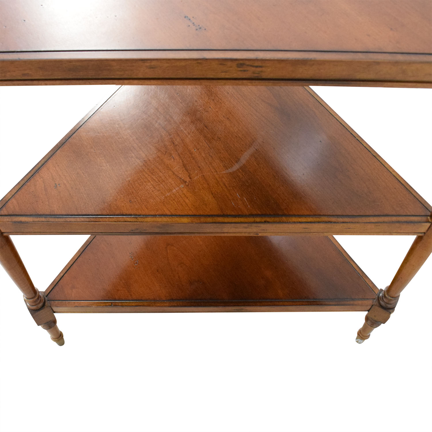 Mitchell Gold + Bob Williams Triangle Side Table / End Tables