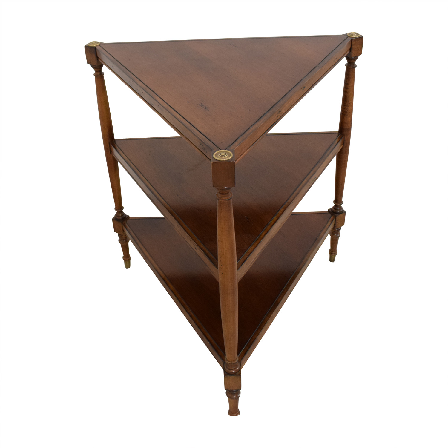 Mitchell Gold + Bob Williams Triangle Side Table sale