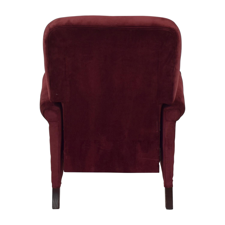 shop La-Z-Boy High Leg Recliner Chair La-Z-Boy