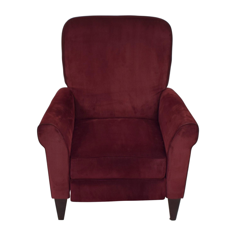 La-Z-Boy High Leg Recliner Chair La-Z-Boy