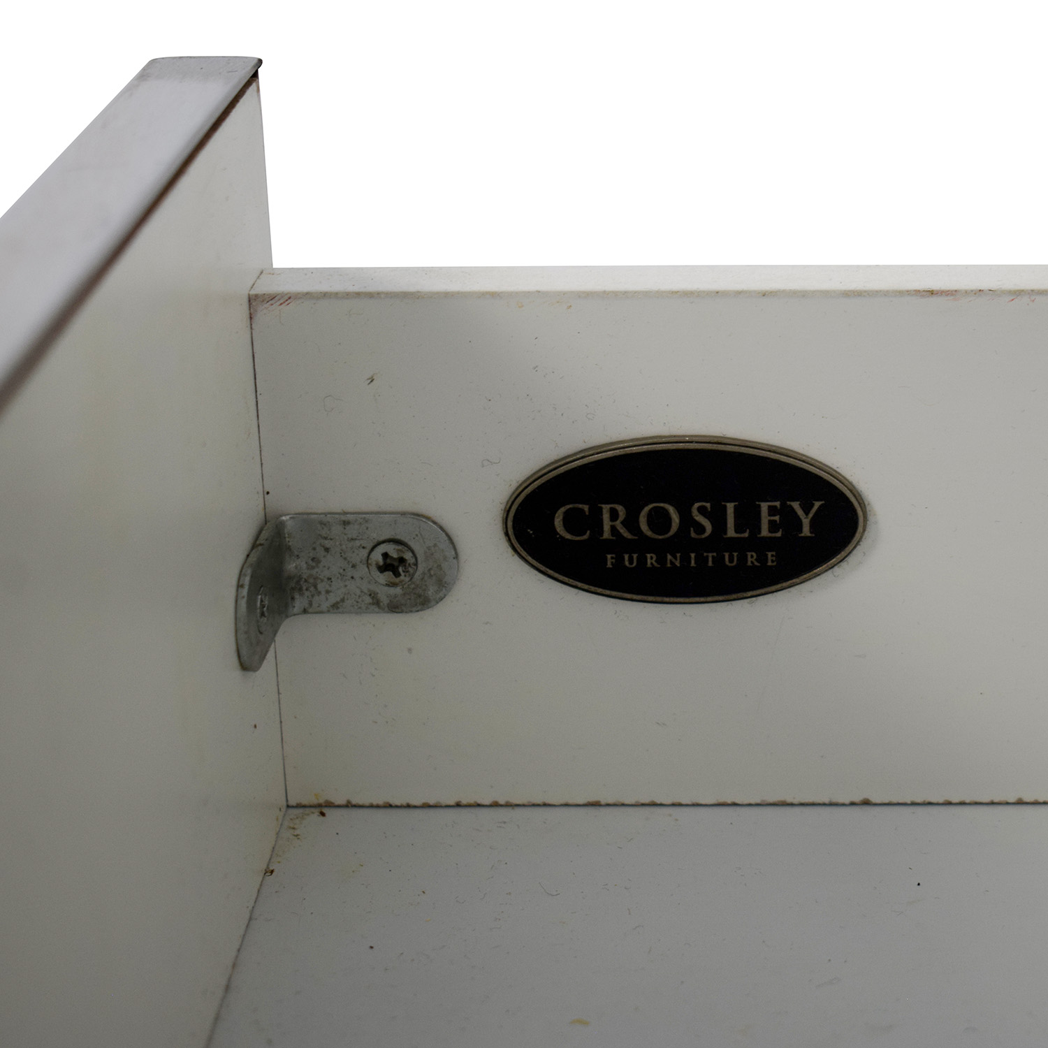 Crosley Furniture Crosley Furniture Stainless Steel Kitchen Cart Utility Tables