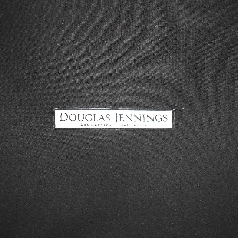 Douglas Jennings Douglas Jennings Upholstered and Iron Bench on sale