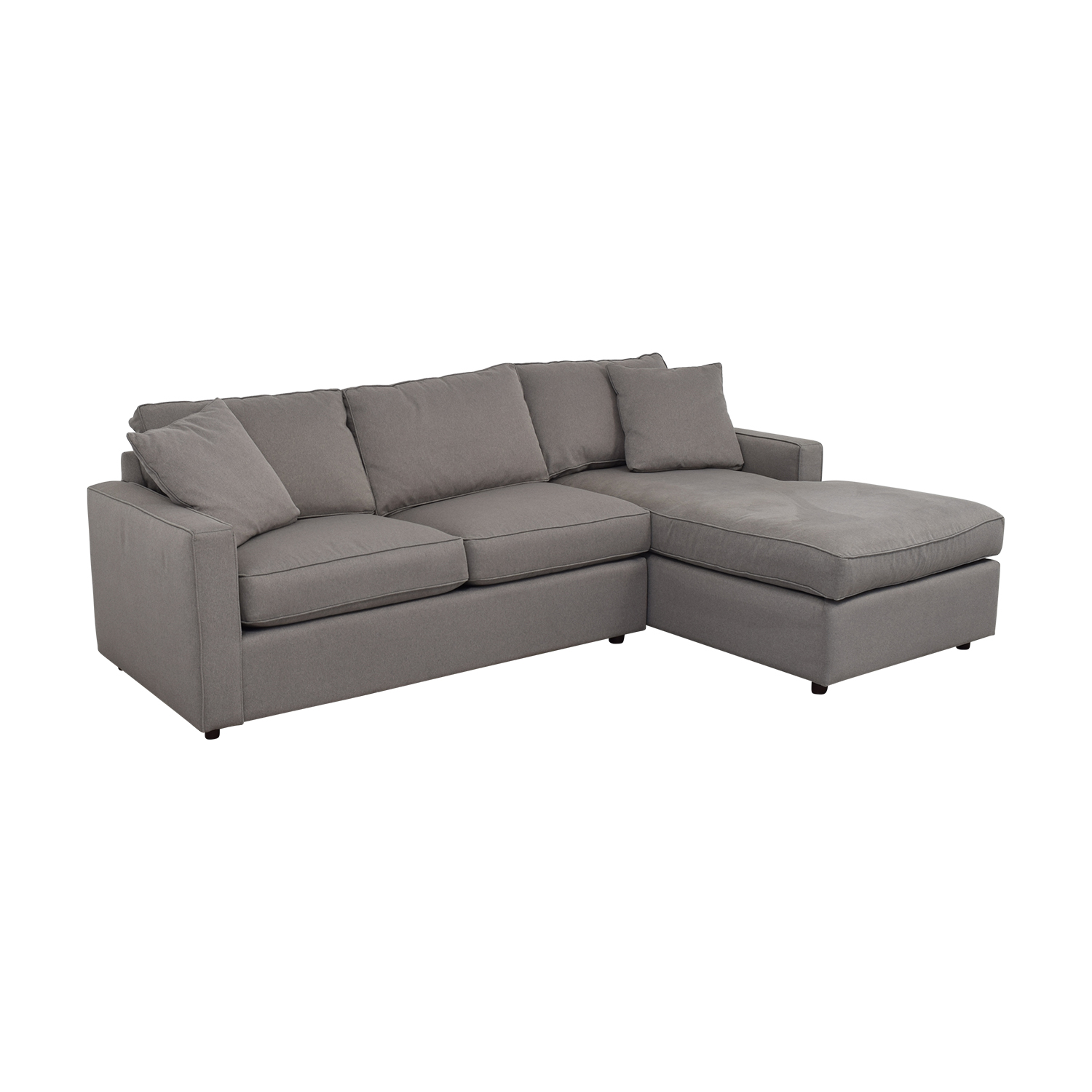 Room & Board Room & Board York Sofa with Chaise nyc