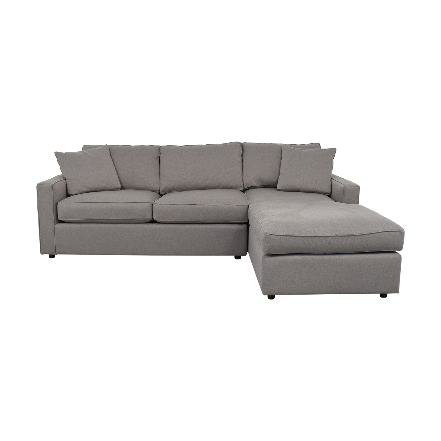 64 Off Room Board York Sofa With Chaise Sofas