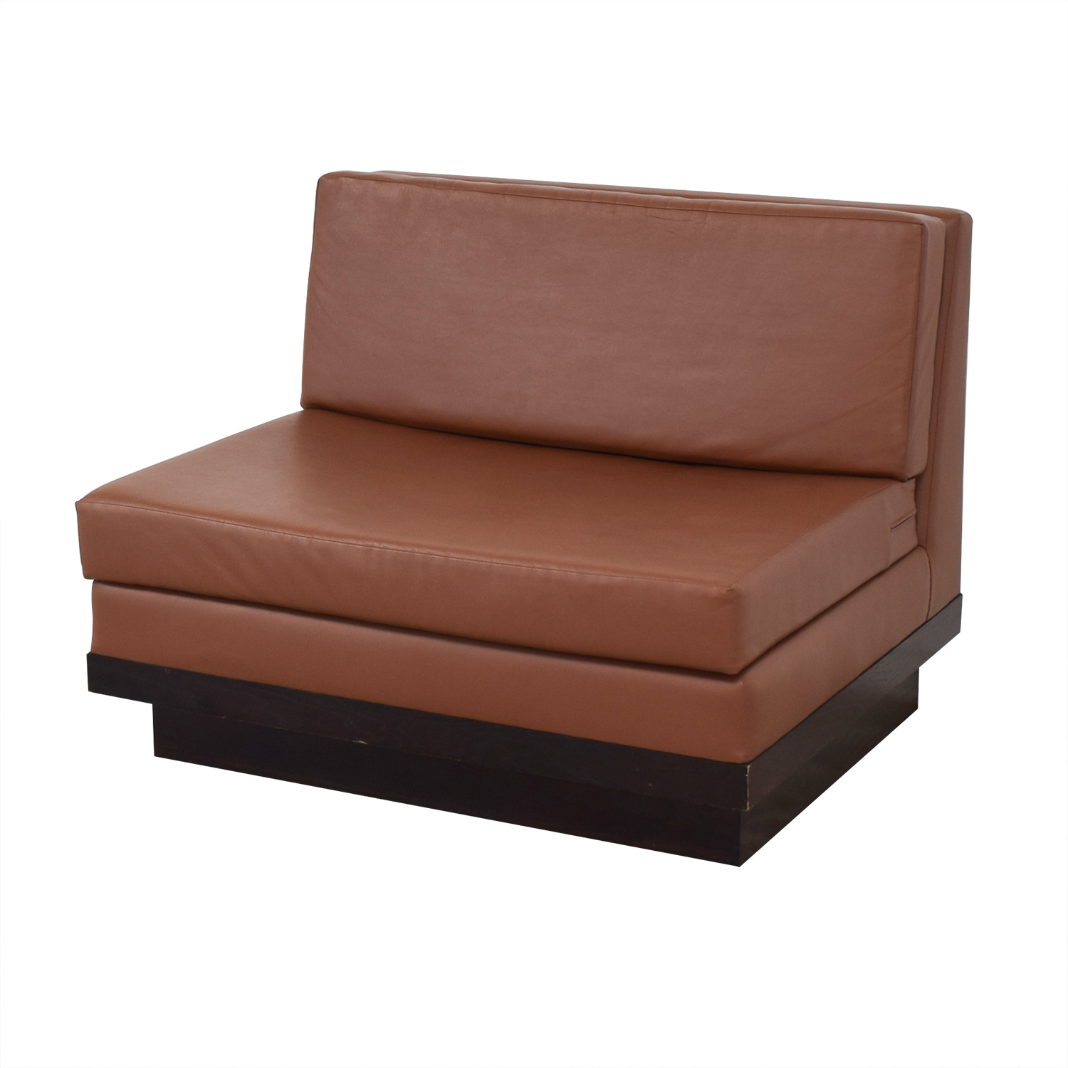 shop Armless Loveseat  Sofas