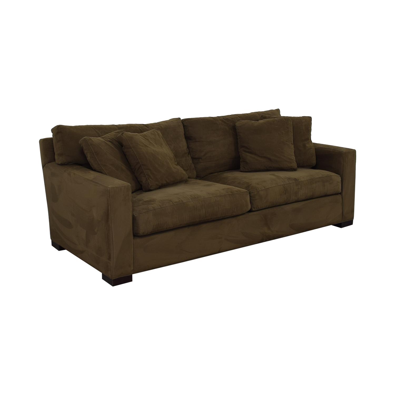 Crate & Barrel Crate & Barrel Axis II Sofa price