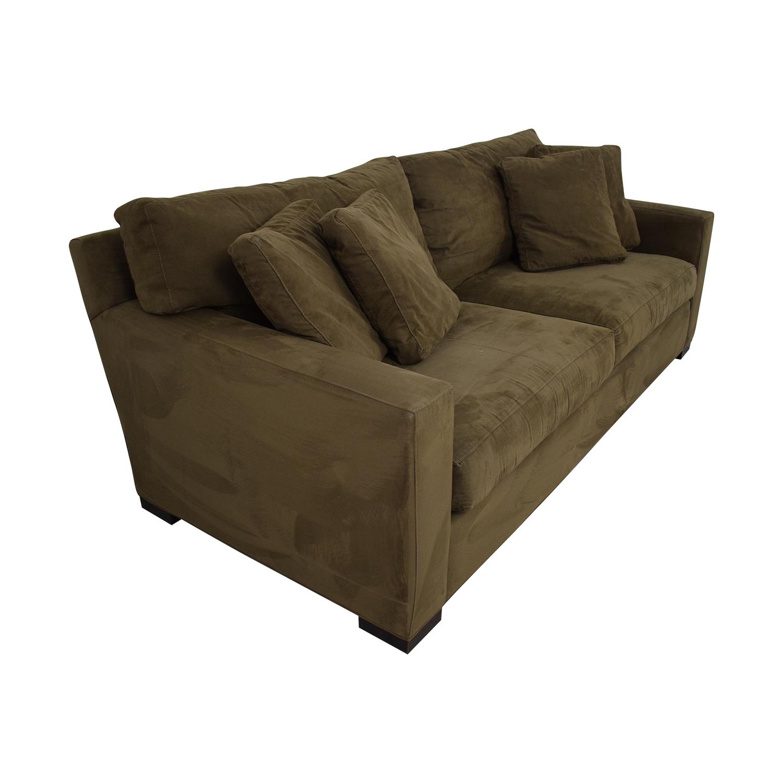 shop Crate & Barrel Axis II Sofa Crate & Barrel