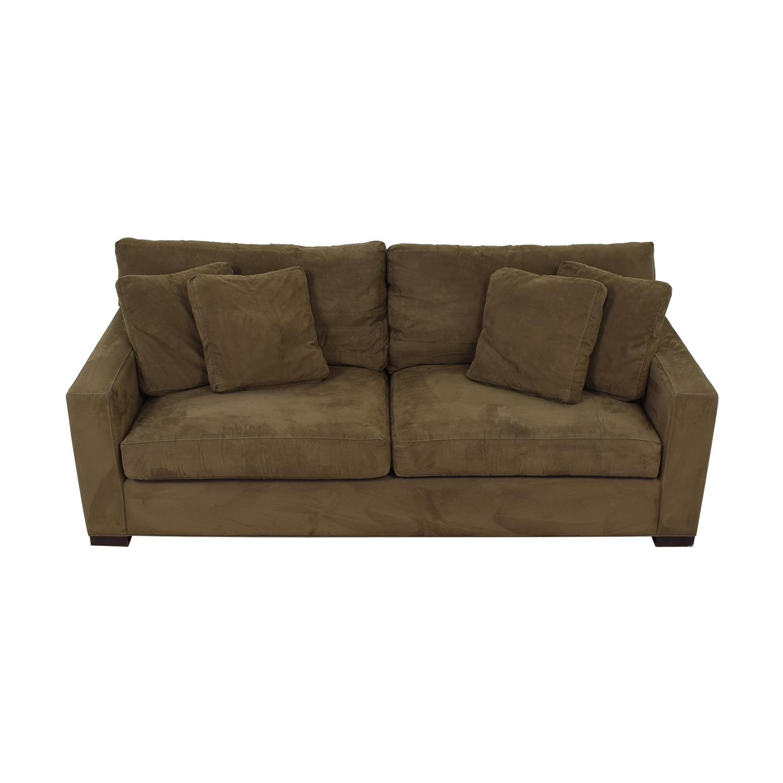 Crate & Barrel Crate & Barrel Axis II Sofa for sale