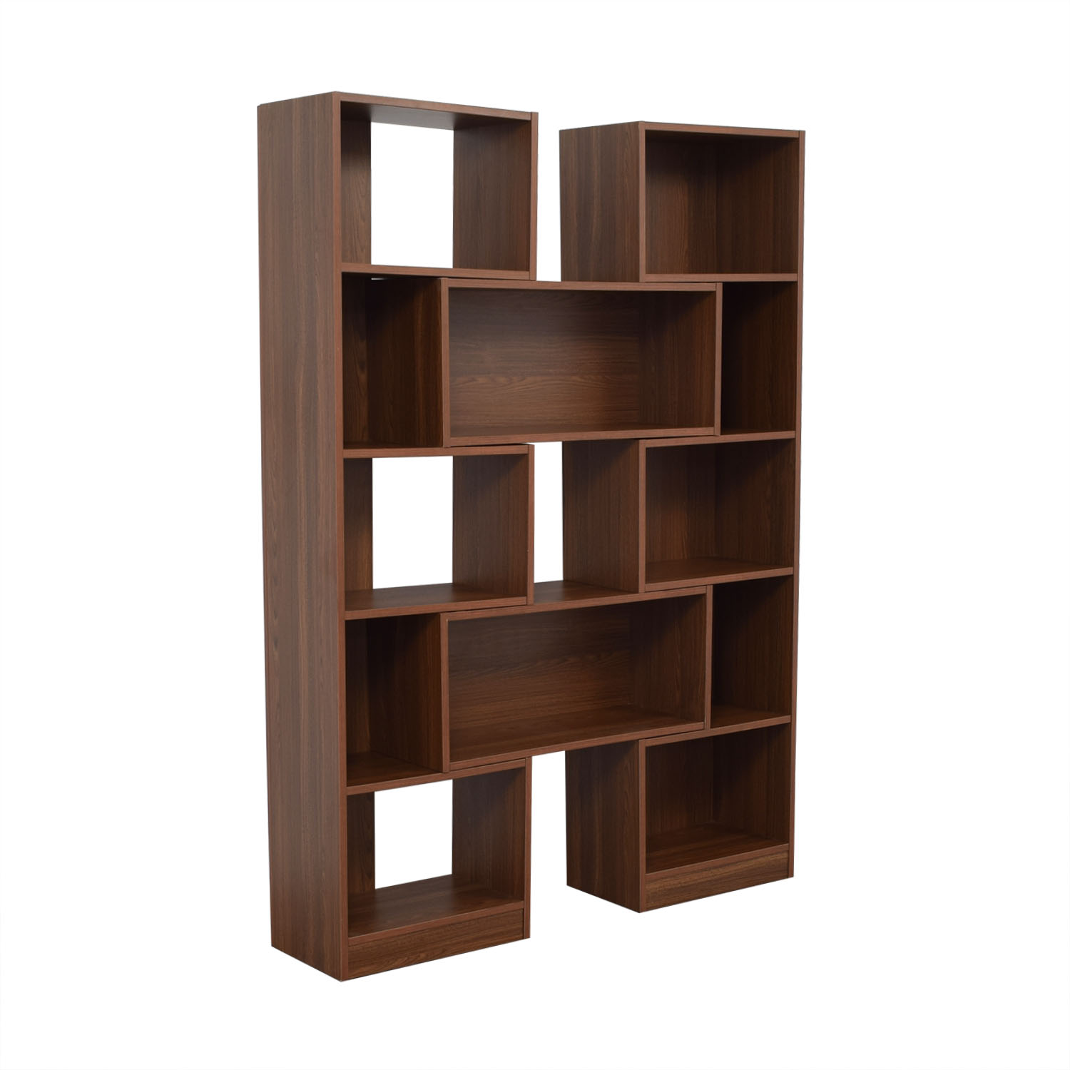Crate & Barrel Crate & Barrel Puzzle Bookshelf second hand