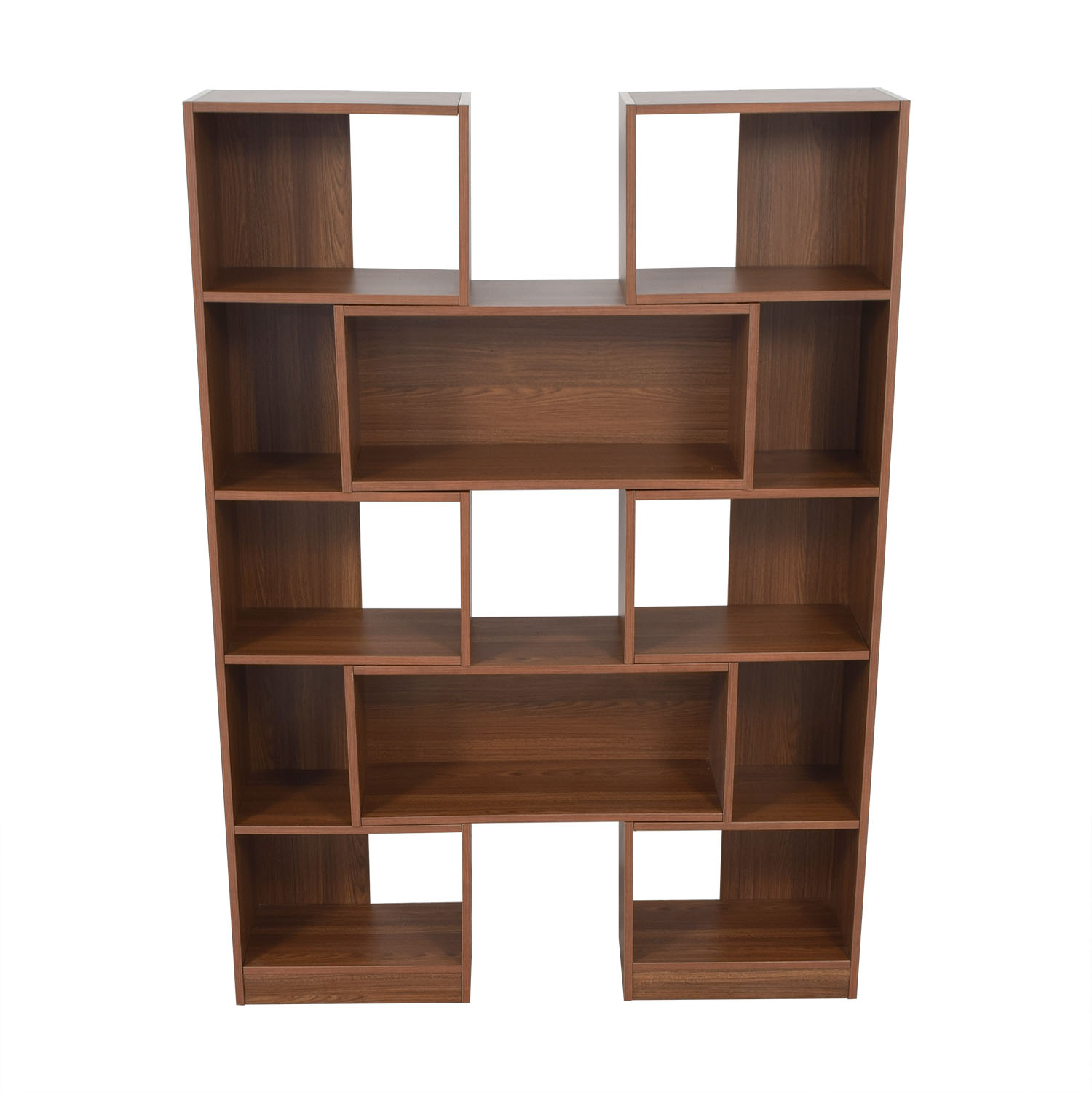 Crate & Barrel Crate & Barrel Puzzle Bookshelf Storage