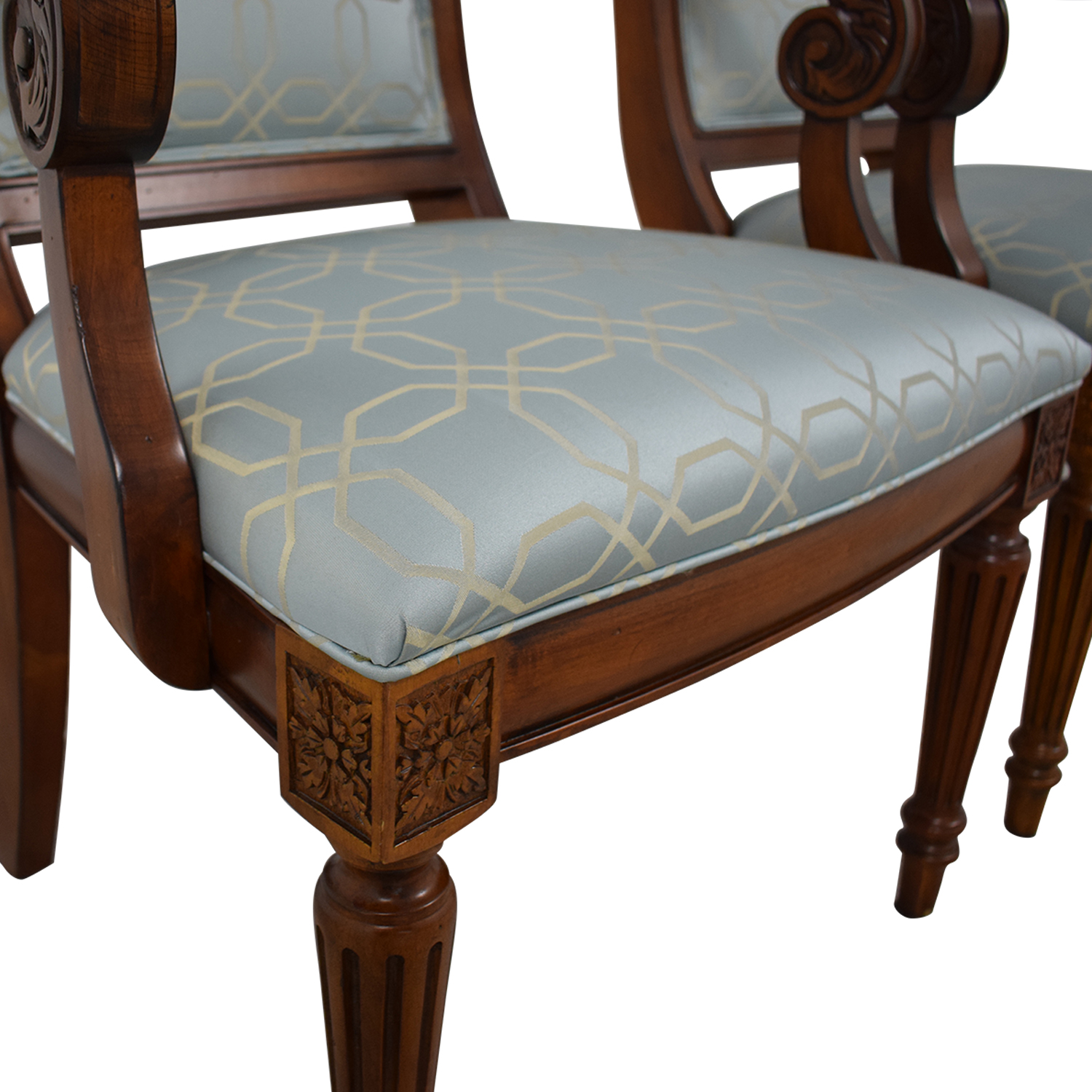 Ethan Allen Adison Armchairs / Chairs