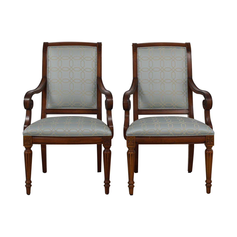 Ethan Allen Ethan Allen Adison Armchairs discount