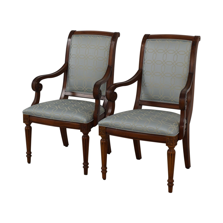 Ethan Allen Adison Armchairs sale