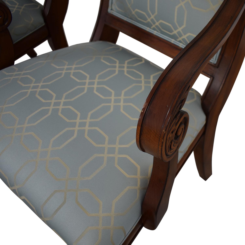 shop Ethan Allen Adison Armchairs Ethan Allen Chairs