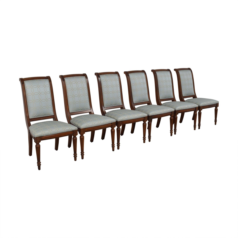 shop Ethan Allen Ethan Allen Fabric Dinner Chairs online