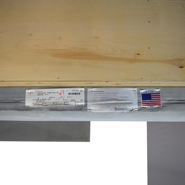 shop Room & Board Wyatt King Bed with Storage Drawer Room & Board