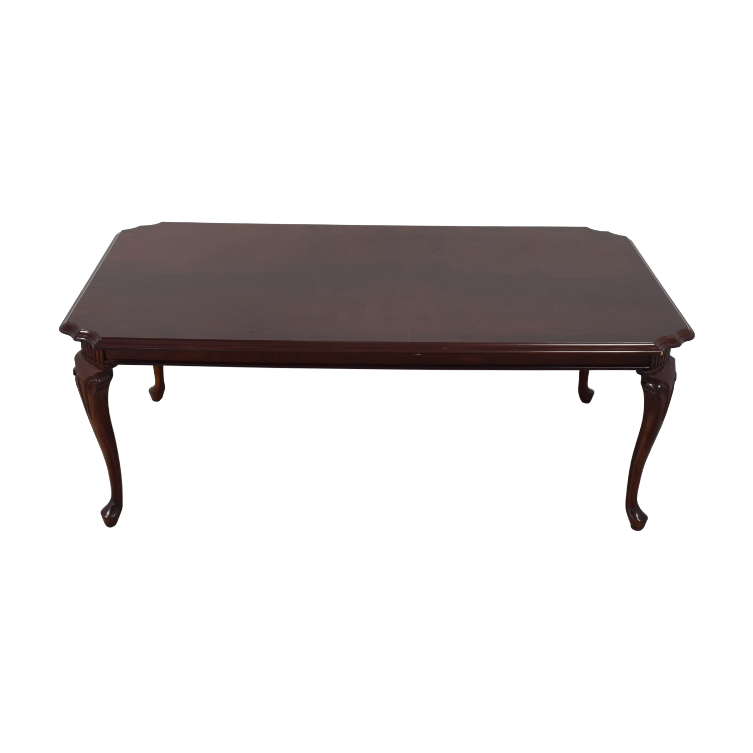 shop Dining Table with Cabriole Legs  Dinner Tables