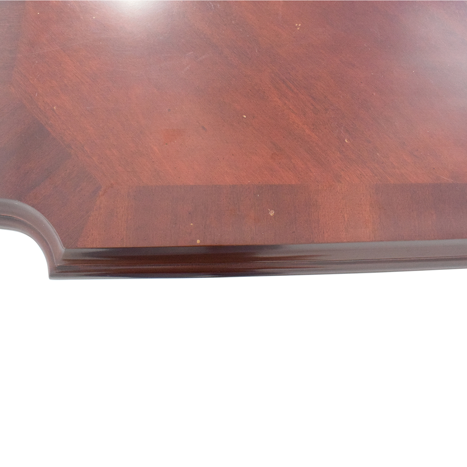 Dining Table with Cabriole Legs second hand