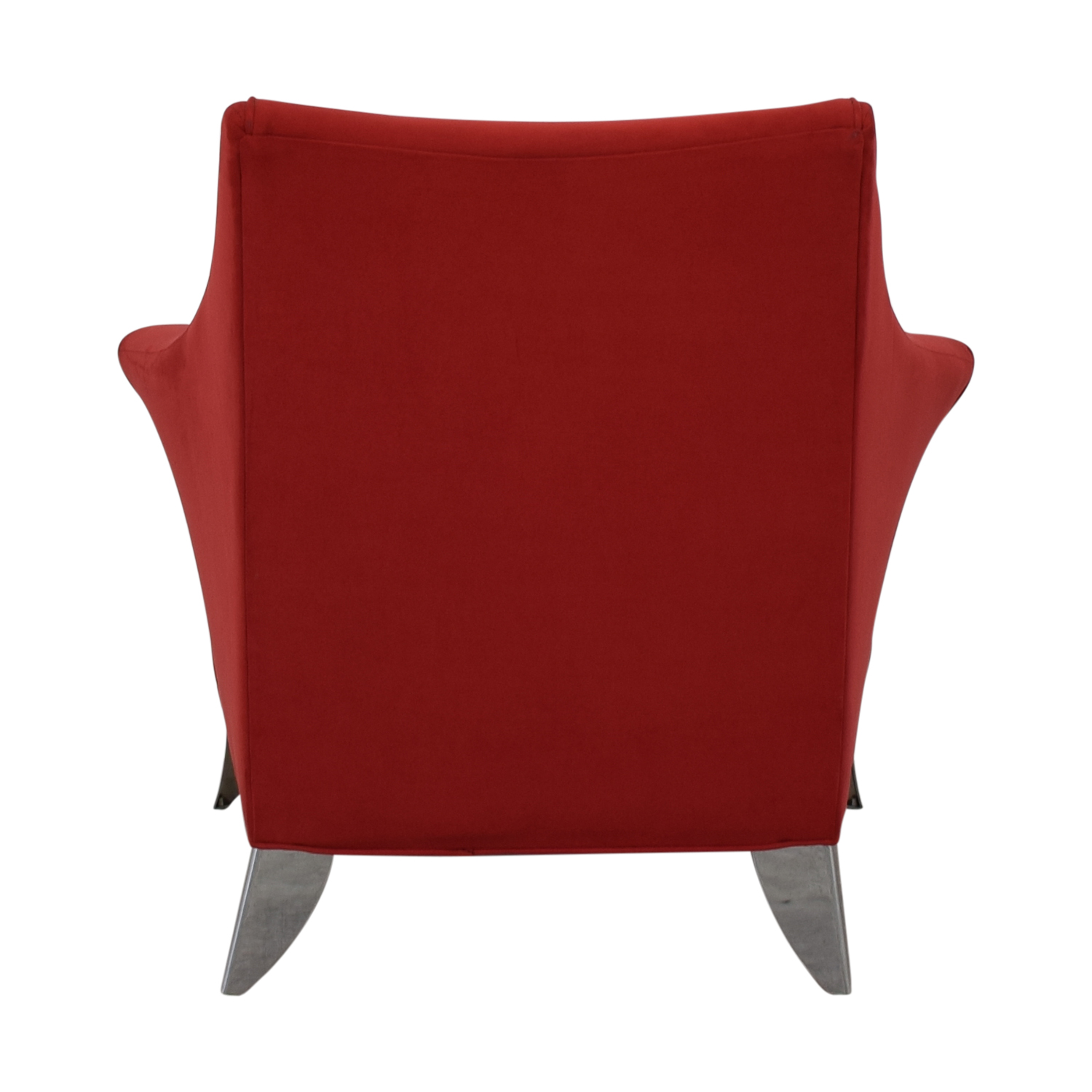 Red Accent Chair nj