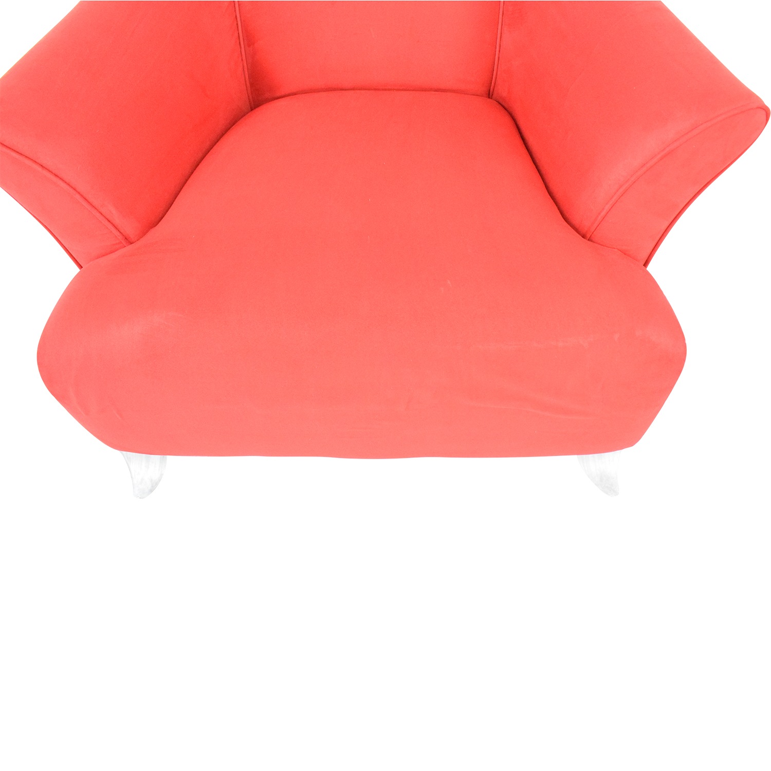 Red Accent Chair for sale