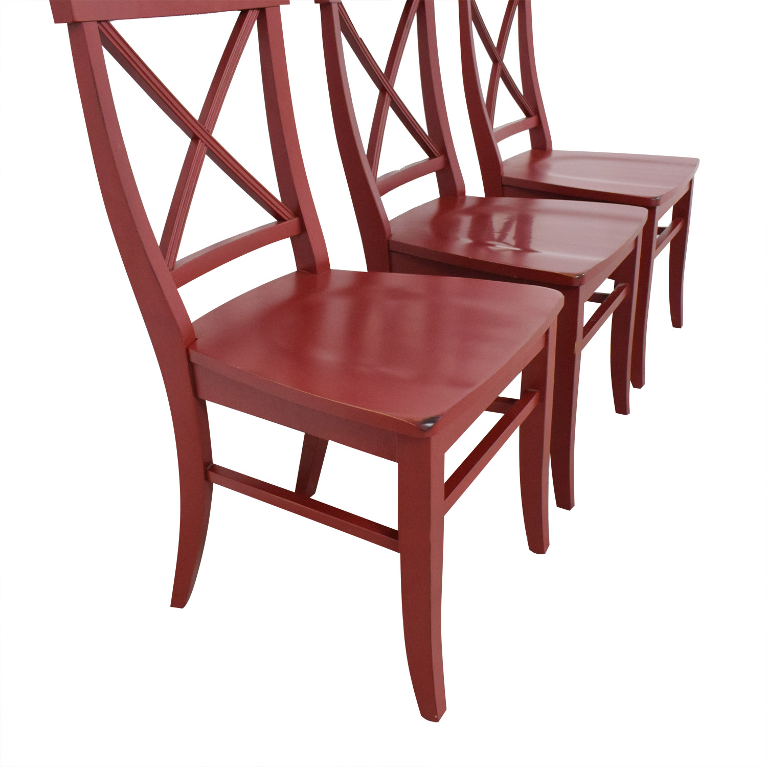 buy Pottery Barn Stafano Dinner Chairs Pottery Barn