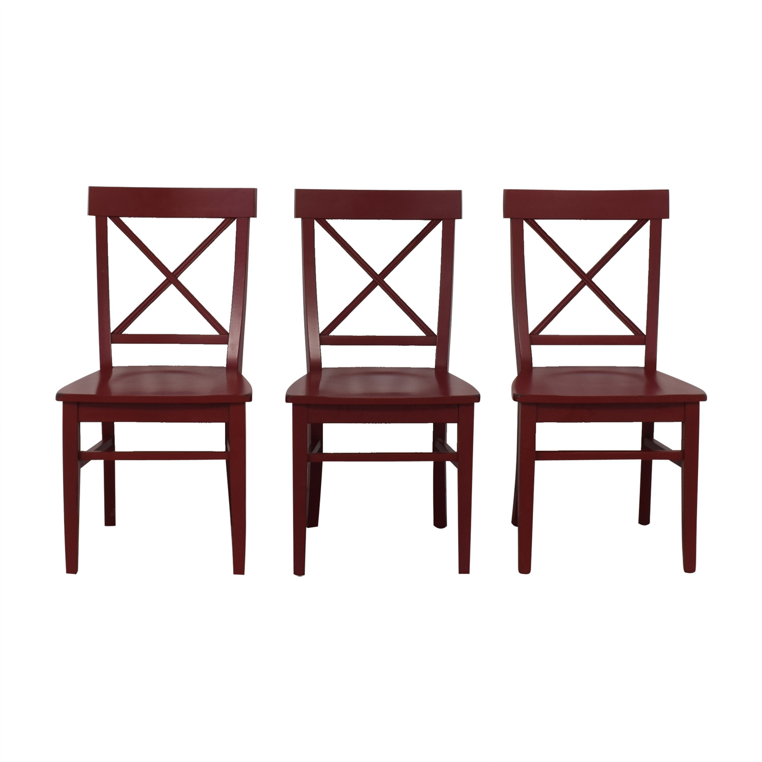 Pottery Barn Pottery Barn Stafano Dinner Chairs discount