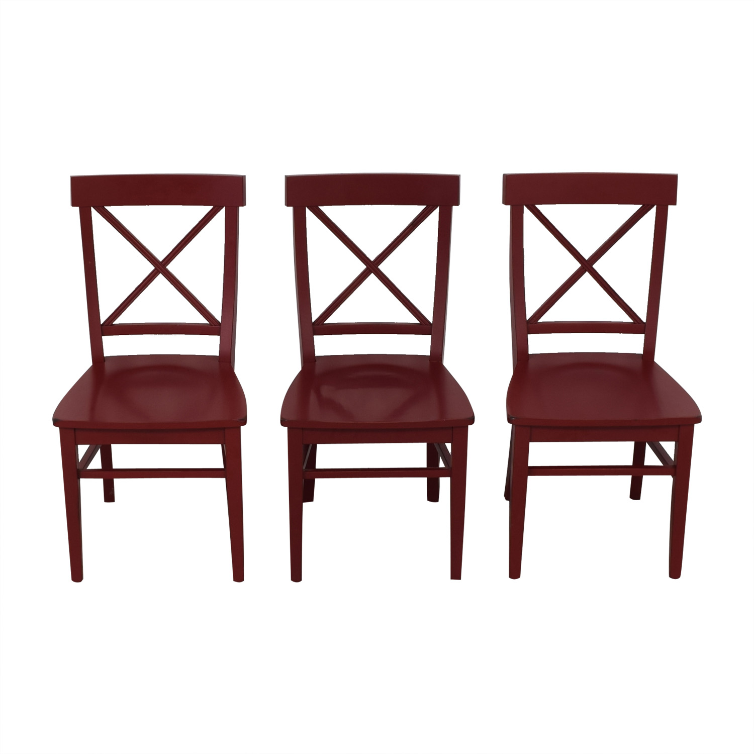 Pottery Barn Stafano Dinner Chairs sale