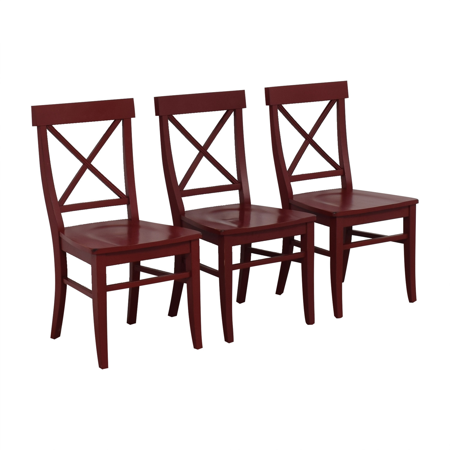 Pottery Barn Pottery Barn Stafano Dinner Chairs used
