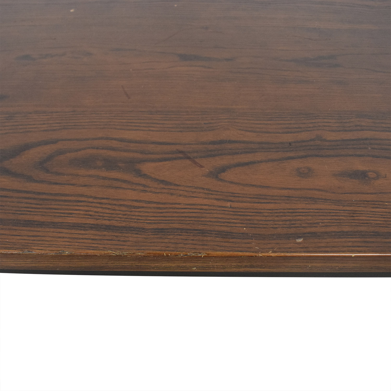 Restoration Hardware Restoration Hardware Coffee Table nj
