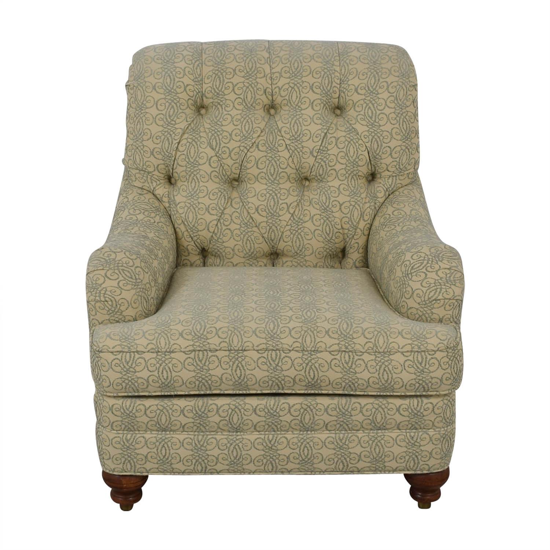 Ethan Allen Ethan Allen Mercer Tufted Accent Chair price