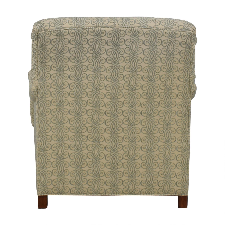 buy Ethan Allen Ethan Allen Mercer Tufted Accent Chair online