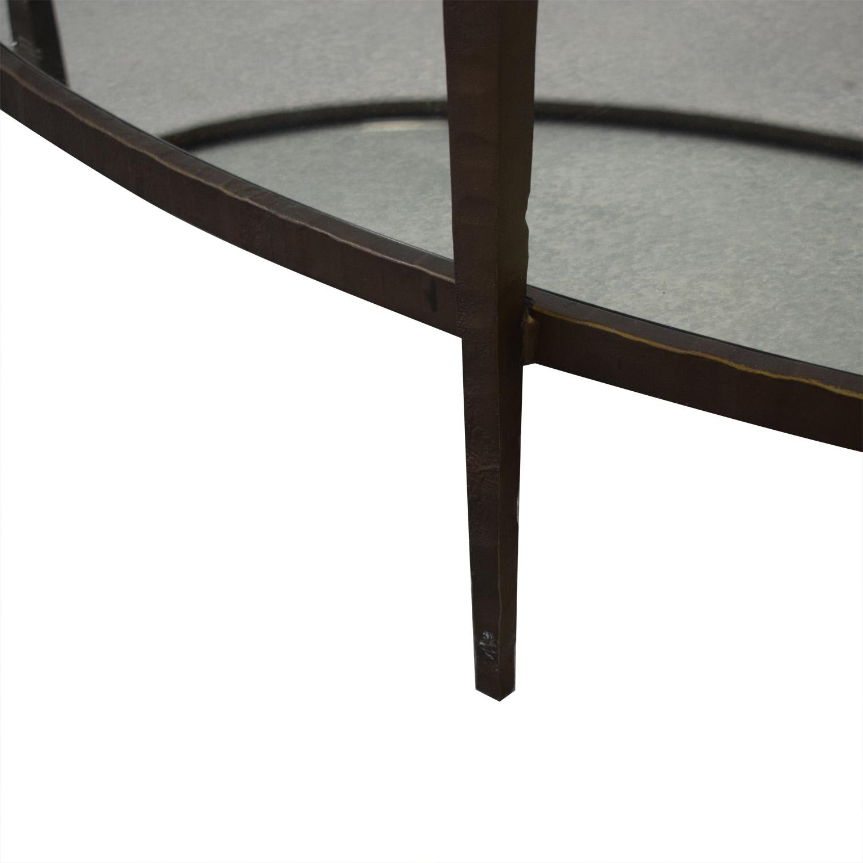 shop Crate & Barrel Coffee Table Crate & Barrel Tables