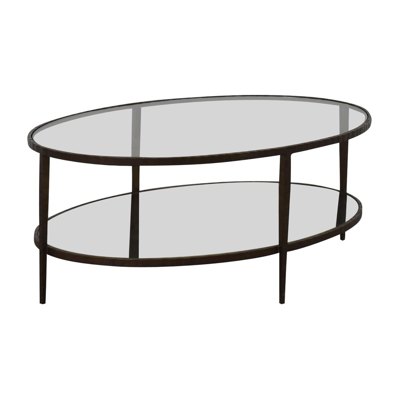 Crate & Barrel Crate & Barrel Coffee Table nj