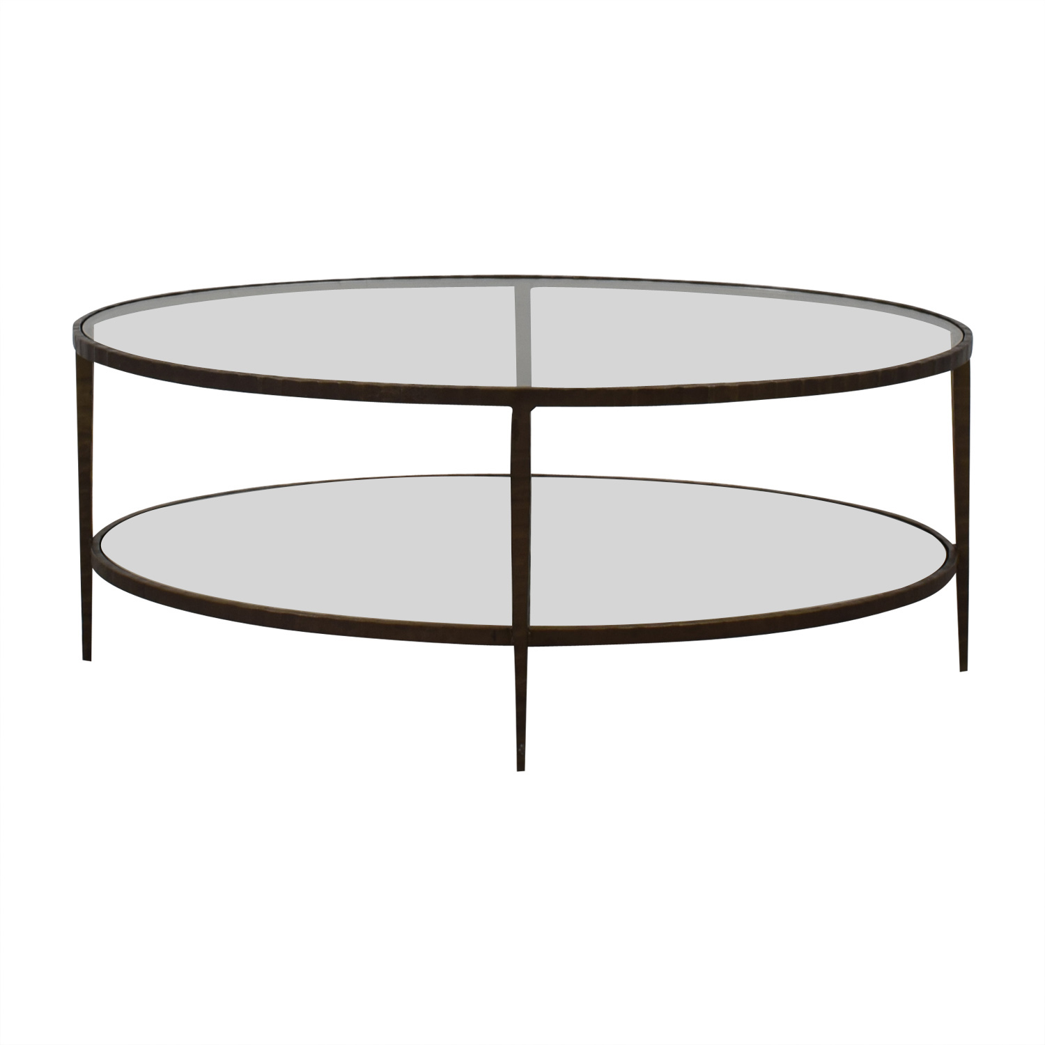 Crate & Barrel Coffee Table / Tables