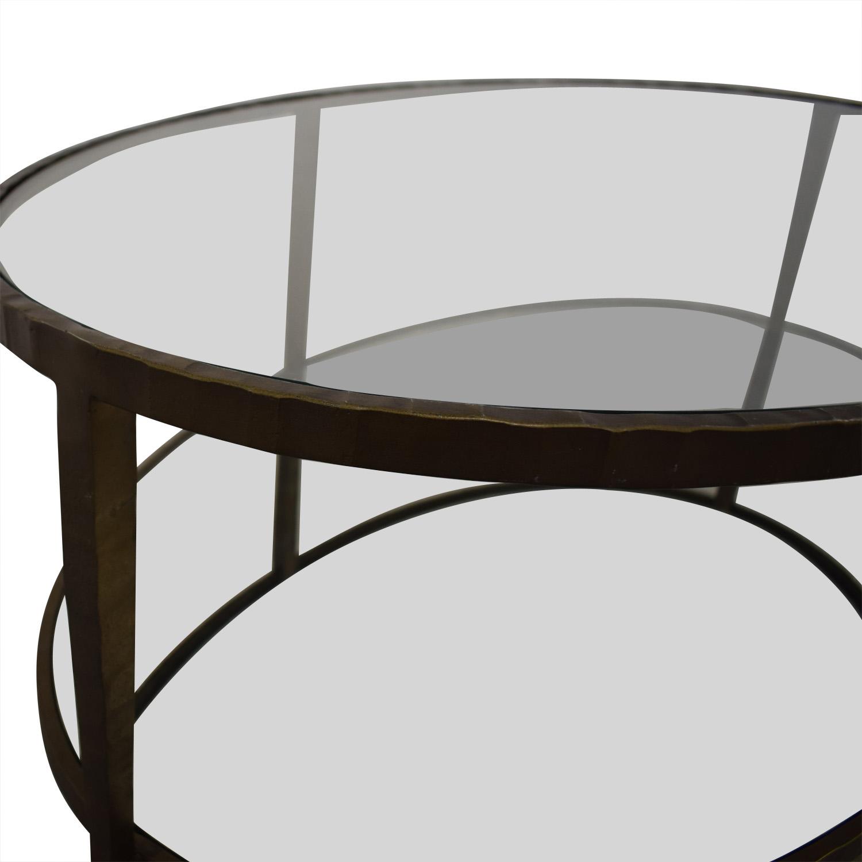 Crate & Barrel Crate & Barrel Coffee Table on sale