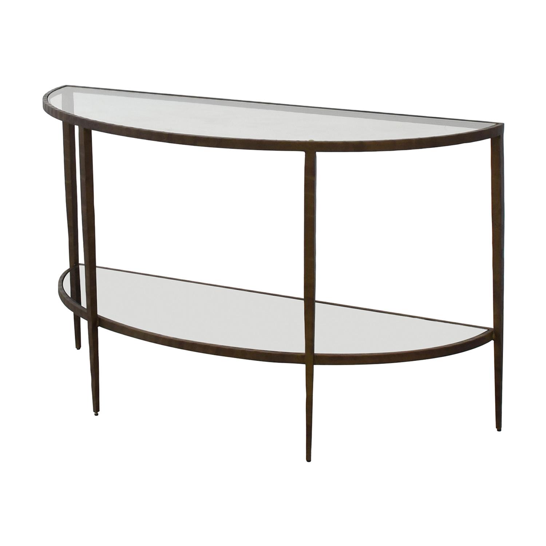 Crate & Barrel Crate & Barrel Console Table Accent Tables