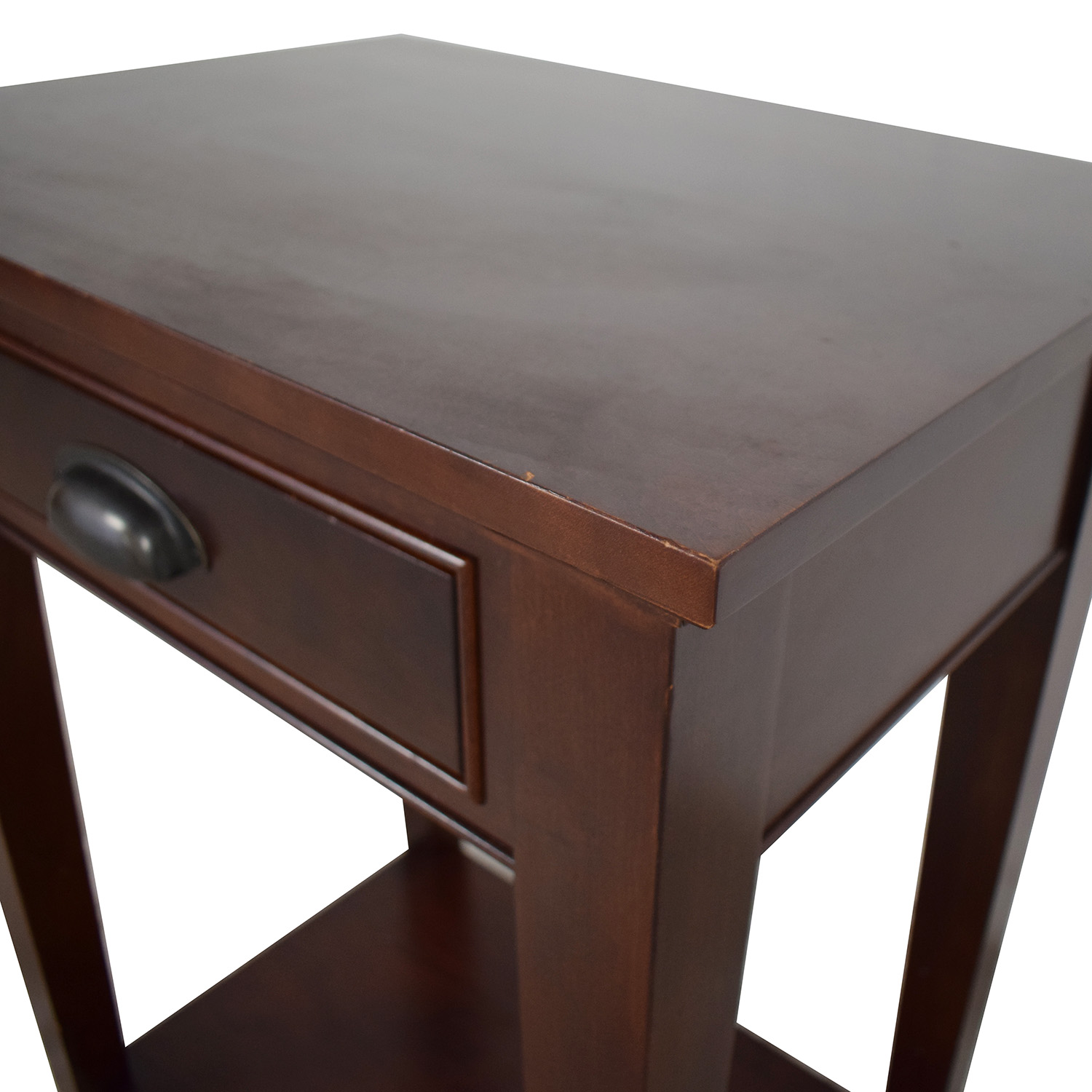 Restoration Hardware Restoration Hardware Marston 1-Drawer Nightstand used