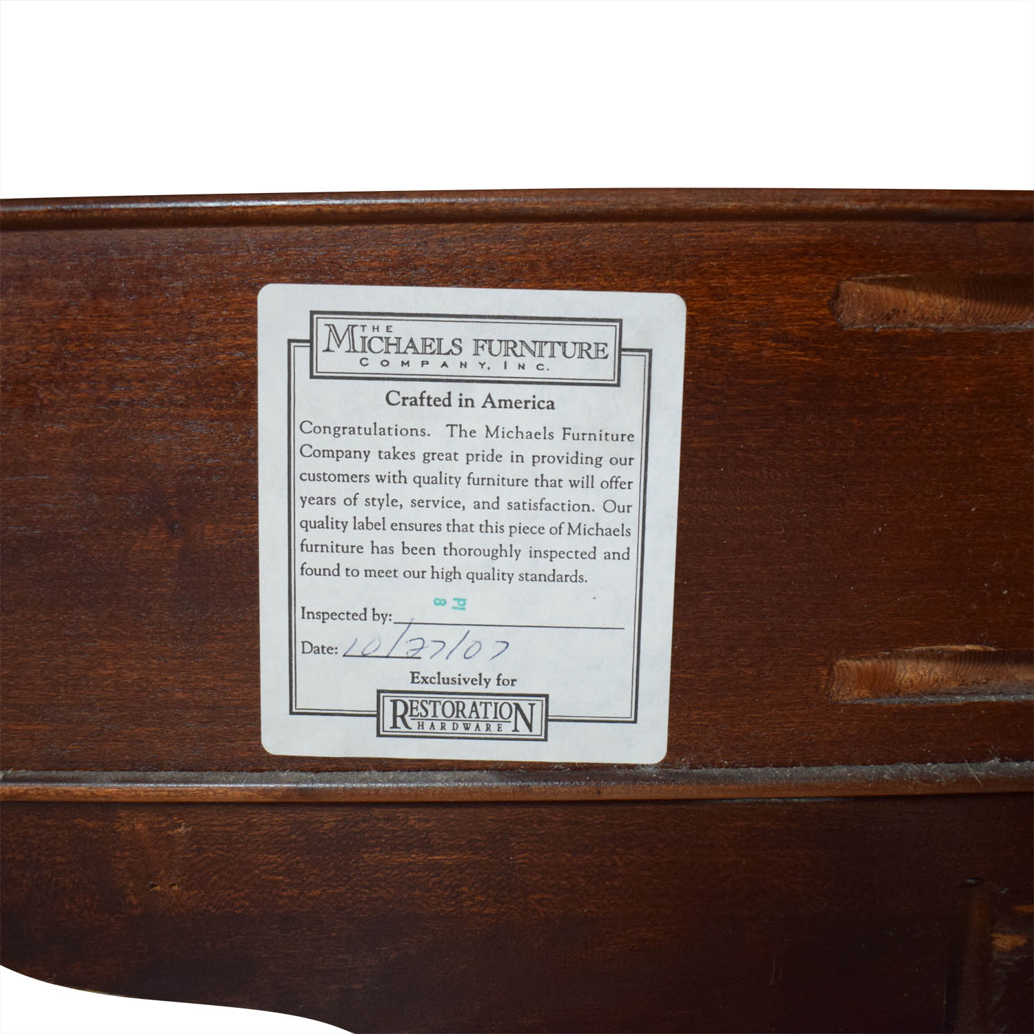 buy Restoration Hardware Restoration Hardware Marston King Sleigh Bed online