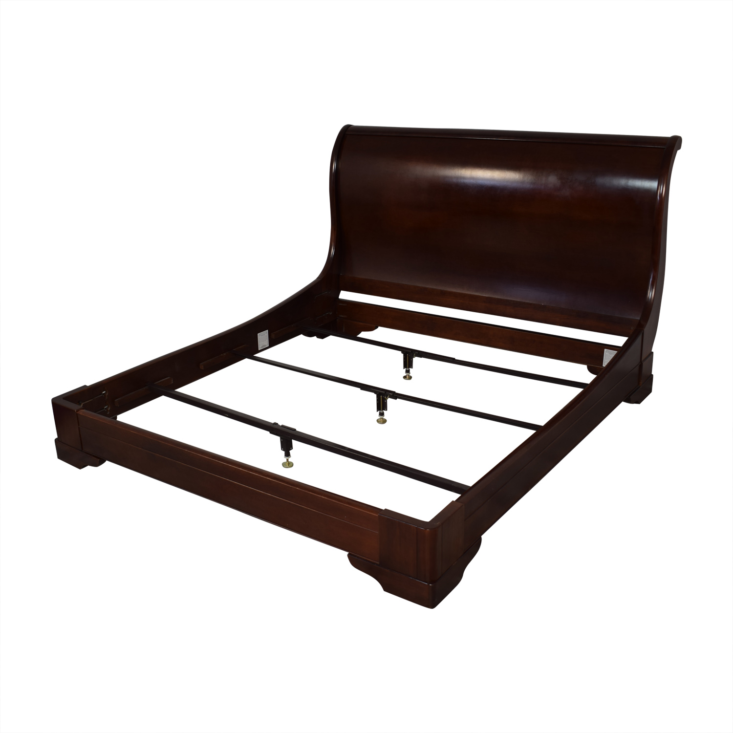 shop Restoration Hardware Restoration Hardware Marston King Sleigh Bed online