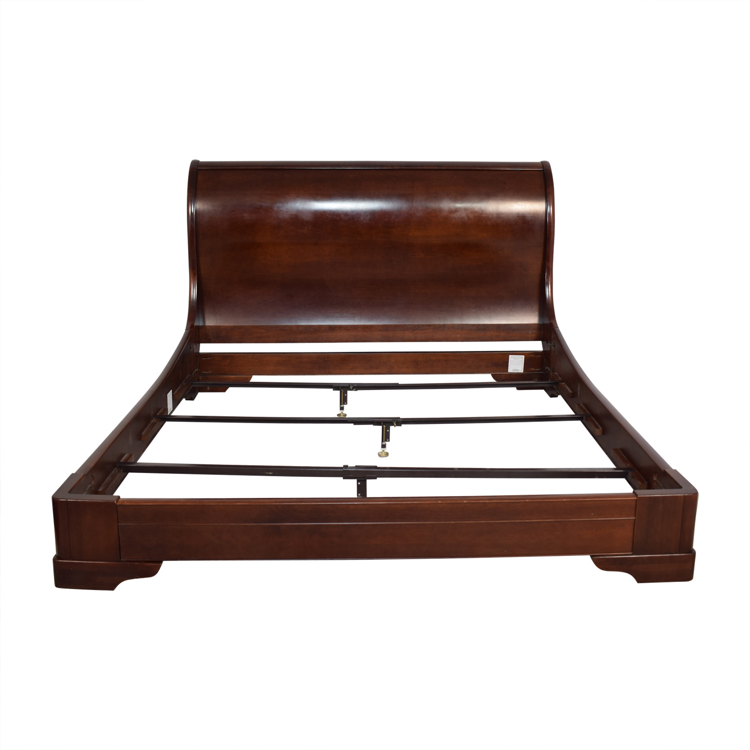 Restoration Hardware Restoration Hardware Marston King Sleigh Bed for sale