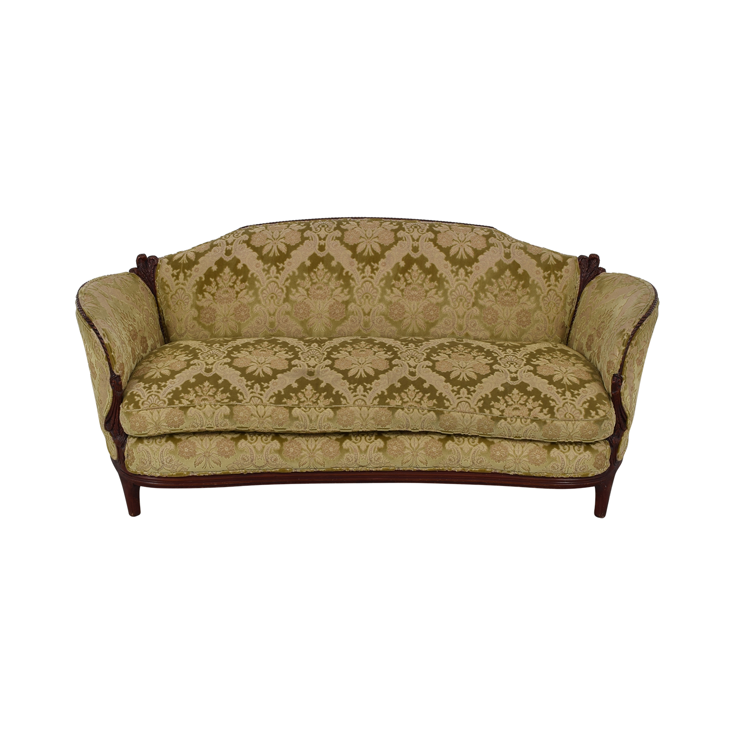 Excellent 74 Off Cabriole Sofa Sofas Ncnpc Chair Design For Home Ncnpcorg