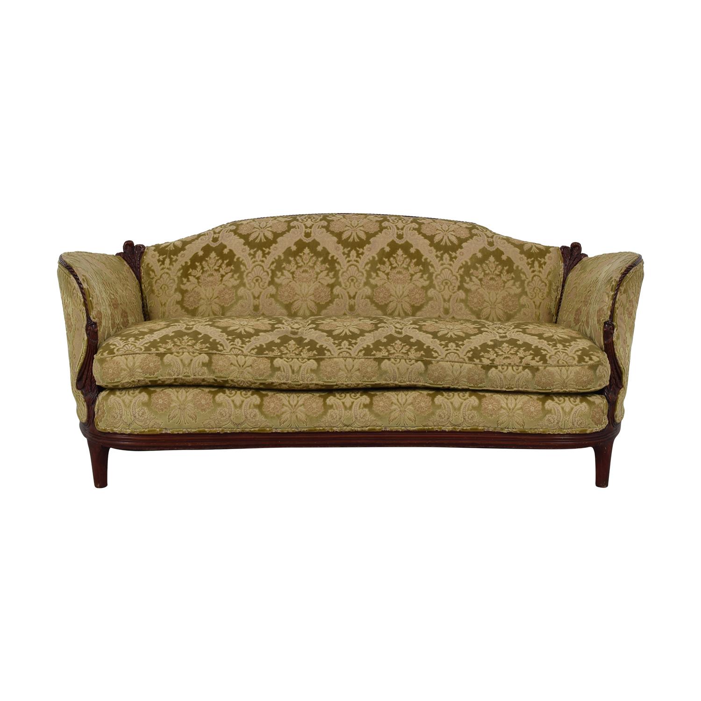 Cabriole Sofa second hand