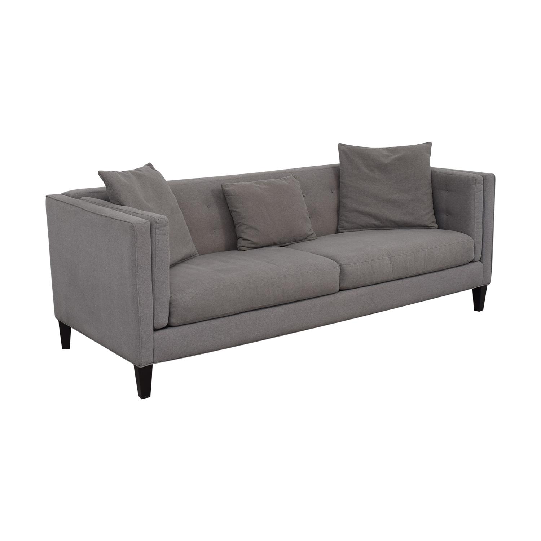 Braylei Fabric Track Arm Sofa / Sofas